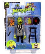 Muppets The Tonight Series 7 Johnny Fiama Action Figure [Steppin' Out] - $18.81