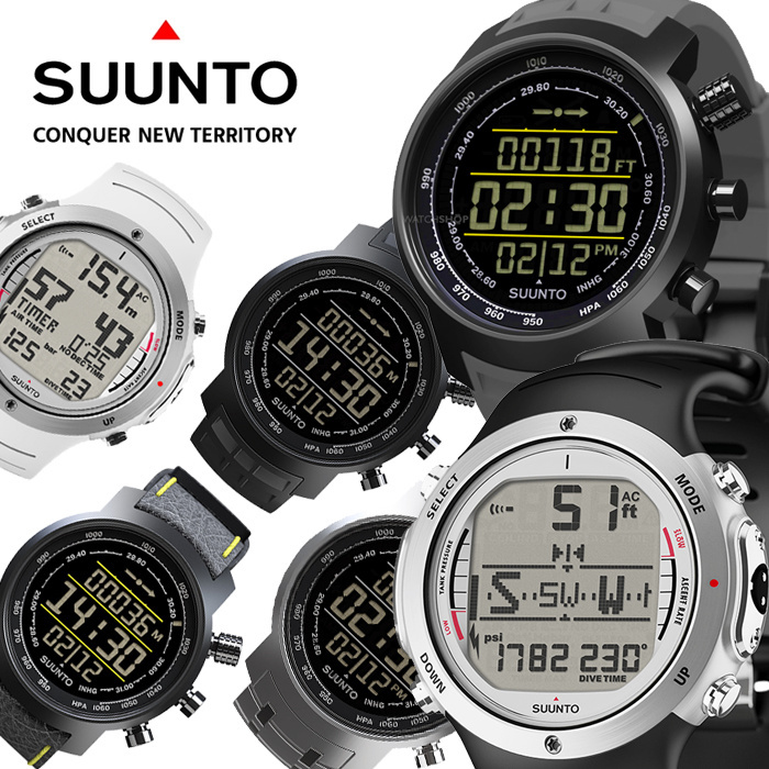 SUUNTO SUUNTO Sport Watches Collection  SALE 5th  Woman-Mens Sport Watch / Heart