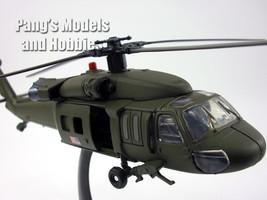 Sikorsky UH-60 Black Hawk (Blackhawk) 1/60 Scale Diecast Helicopter Model - $36.62