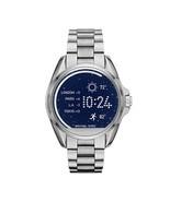 Anzeige Michael Kors Zugang Unisex Bradshaw Edelstahl Smart Watch MKT5012 - $286.53