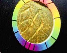 NWT NIB Clionadh Cosmetics JEWELLED MULTICHROME SINGLE PAN *ONE SHADE* BURNISH image 6