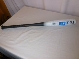 """Adidas EQT X1 Senior League Baseball Bat 30"""" 23oz Drop-10 2 5/8"""" Barrel EQTX10SL - $24.53"""