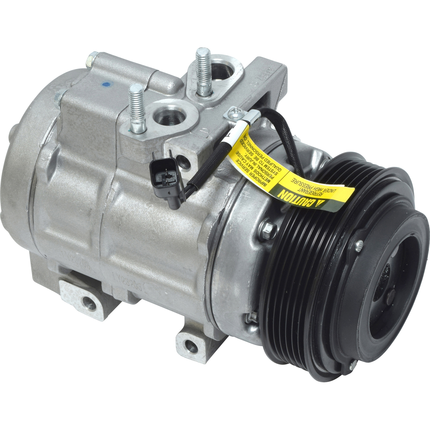 2007-2014 Ford F-250 Auto AC Air Conditioning Compressor Aftermarket Part