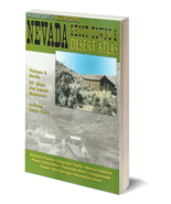 Nevada Ghost Towns & Desert Atlas Volume 2 - Southern Nevada - $16.95