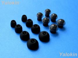 14pcs (B-NSEN:B-NMH) Round & Mushroom Tips for Sennheiser CX Sport & CX 6.00BT - $14.01