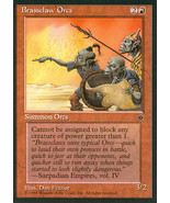 Magic: The Gathering - Fallen Empires - Brassclaw Orcs (B) - $0.25