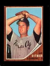 1962 Topps #246 Art Ditmar Ex Athletics *XR22232 - $2.00