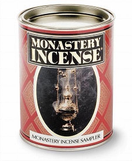 Monastery incense sampler 844