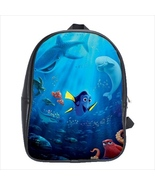 School bag toy dory nemo shark octopus hank bookbag backpack 3 sizes - $38.00+