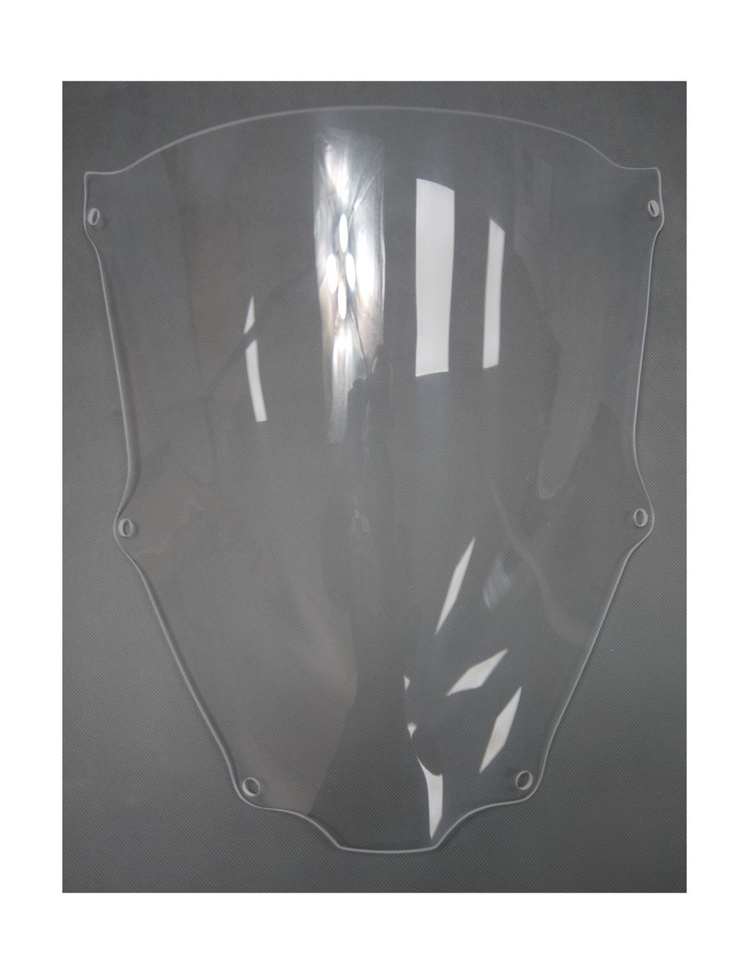 Glass windscreen Kawasaki ZX-9R 2000-2005 g. transparent
