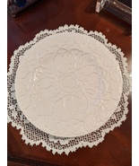 San Marco Italy Leafy Vines Carved Salad or Display Plate, Pre-Owned - $9.99
