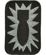 Subdued United States Army EOD Bomb Squad 52nd Ordinance Group Unit Patch - $6.99