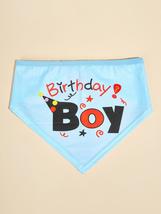 Birthday Letter Graphic Pet Bandana,Dog bandanas, Cat bandanas,Pet gifts - $13.60