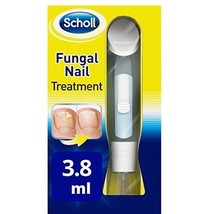 Scholl Fungal Nail Treatment, 3.8 ml Easy to Use Treat Prevent Fungus - $11.16