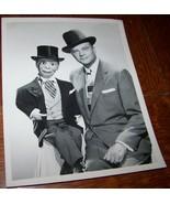 1953 VINTAGE EDGAR BERGEN VENTRILOQUIST WIRE PHOTO CHARLIE McCARTHY MAGIC - $14.84