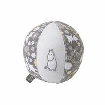 *MOOMINBABY baby ball Moomin Flower / gray TYMB0050105 - $25.29
