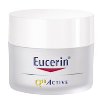 Eucerin Q10 Active Day Cream 50 ml dry skin - $25.74