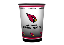 NFL CUP ARIZONA CARDINALS 2-PACK (20 OUNCE)-NLA  - (Brand New) - $8.64