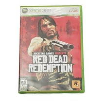 Microsoft Xbox 360 Red Dead Redemption Video Game (Complete, 2010) - $14.50