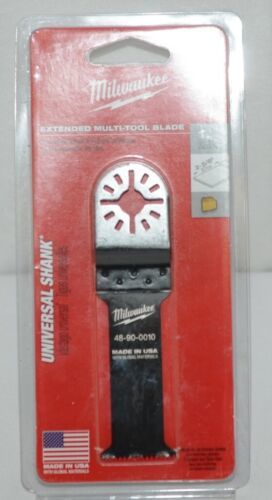 Milwaukee 48900010 Extended Multi Tool Blade 1 One Quarter Inch