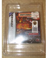 Gameboy Advance NEW Matchbox Missions Air Land and Sea Rescue Emergency ... - $9.89