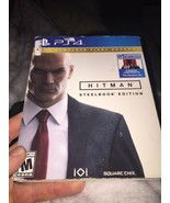 Hitman - The Complete First Season SteelBook Edition (Sony PS4, 2016) - $19.25