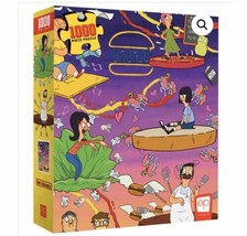"USAopoly Bob's Burgers ""Burger Dreams"" 19"" x 27"" 1000 Piece Puzzle - $26.18"
