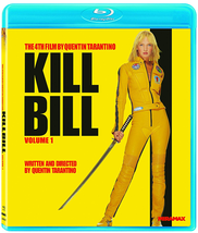 Kill Bill: Volume 1 (Blu-ray) - $2.95