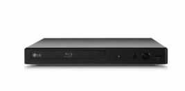 LG Streaming Audio Blu-Ray Player (BP175) Black - $69.95
