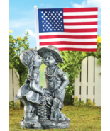 Patriotic Outdoor Kiss - $22.75