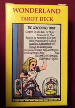 Wonderland Tarot 78 Card Deck New 1st - $196.00