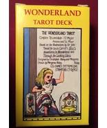 Wonderland Tarot 78 Card Deck New 1st - $196.00