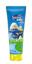 Suave Kids Styling Gel, Cool Ocean Blast, 7 Oz (Pack of 2) - $20.74
