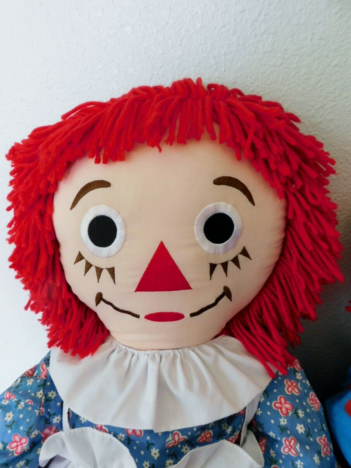 "(2) 36"" RAGGEDY ANN DOLLS with Hangtags Applause image 4"