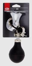 Bell Sports Honker 300 Steel Bugle Bike Horn Silver Black Trumpet Retro 7015986 - $11.98