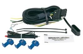 Hoppy 46105 Universal Trailer Wiring Kit - Common Turn & Brake Bulb - $10.99