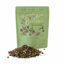 Package Of 80,000 Wildflower Seeds - Hummingbird And Butterfly Wild Flower Seeds - $17.81