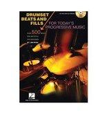 Drumset Beats and Fills Book / CD [Sheet music] - $21.95