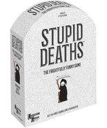 Stupid Deaths Board Game 12 And Up 2 To 6 Players University Games Very ... - $31.71