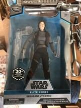 "Star Wars Elite Series Sergeant JYN ERSO 10"" Premium Action Figure Disney New - $17.82"
