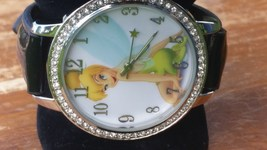 Disney Tinkerbell Teen/Womens Analog Quartz Watch by MZB - $5.00