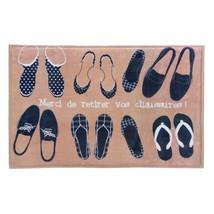Floor Mat Indoor, French Shoes Porch Modern Decorative House Floor Mats - $23.19