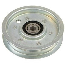 Heavy-Duty Flat Idler Pulley fits 2108386SM 108386SM Rotary Mower Garden Tractor - $22.25