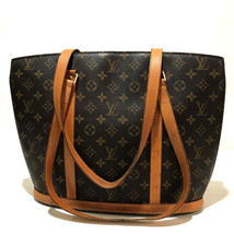 AUTHENTIC LOUIS VUITTON Monogram Babylon Shoulder Bag Tote Bag M51102 - £334.47 GBP