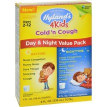 Hylands Homepathic Cold 'n Cough - 4 Kids - Day... - $19.19