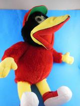 "Build a Bear St Louis Cardinals Fredbird with hat NICE! 17"" - 18"" - $9.94"