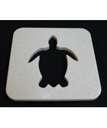 Sea Turle Pot Holder, Sea Turtle Kitchen Hot Plate, Sea Turtle Trivet - $29.95