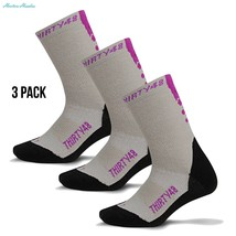 Premium Hiking Socks by Thirty48 :: Cushioned Anti-Bacterial Vegan Wool ... - $73.09