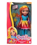 Nickelodeon Sunny Day Brush & Style Sunny 11 inch doll  - $14.98