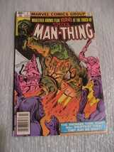 THE MAN-THING #3 vol 2 very fine condition 1980 - $2.99
